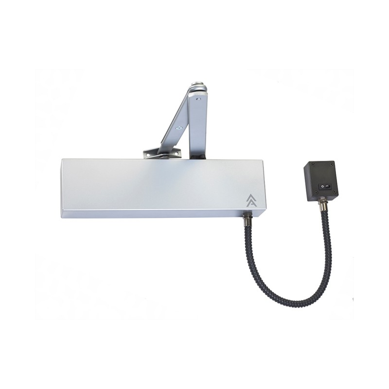 Arrow 624EM Electromagnetic Hold Open/Swing Free Door Closer - SE