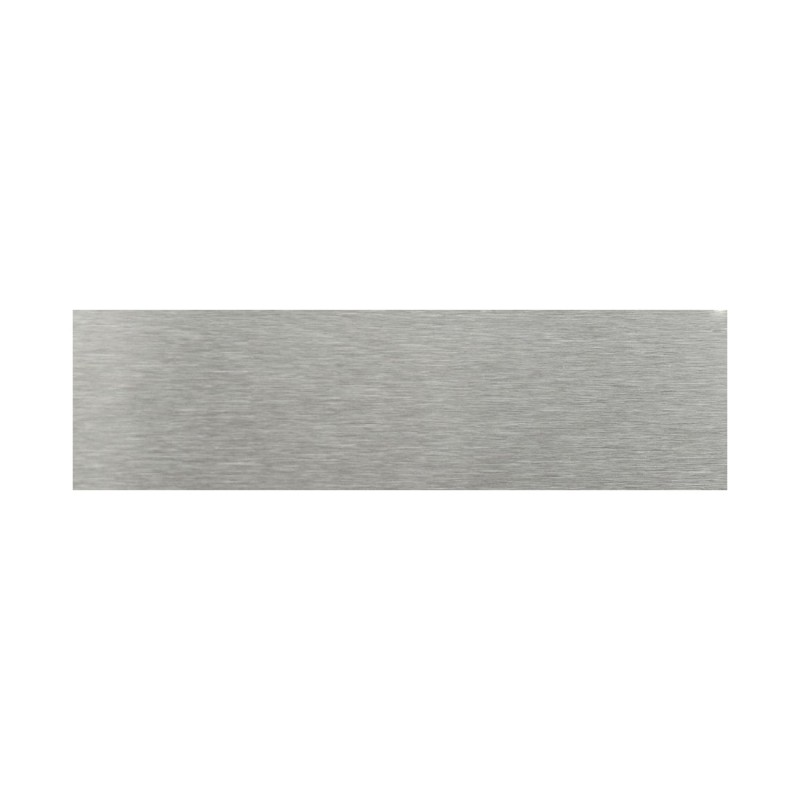 770mm x 150mm x 1.2mm Satin Stainless Steel Kick Plate (B)