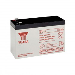 12V Rechargeable Battery for Power Supply Units