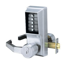 KABA Simplex L1021 & L1041 Digital Locks - Key Override