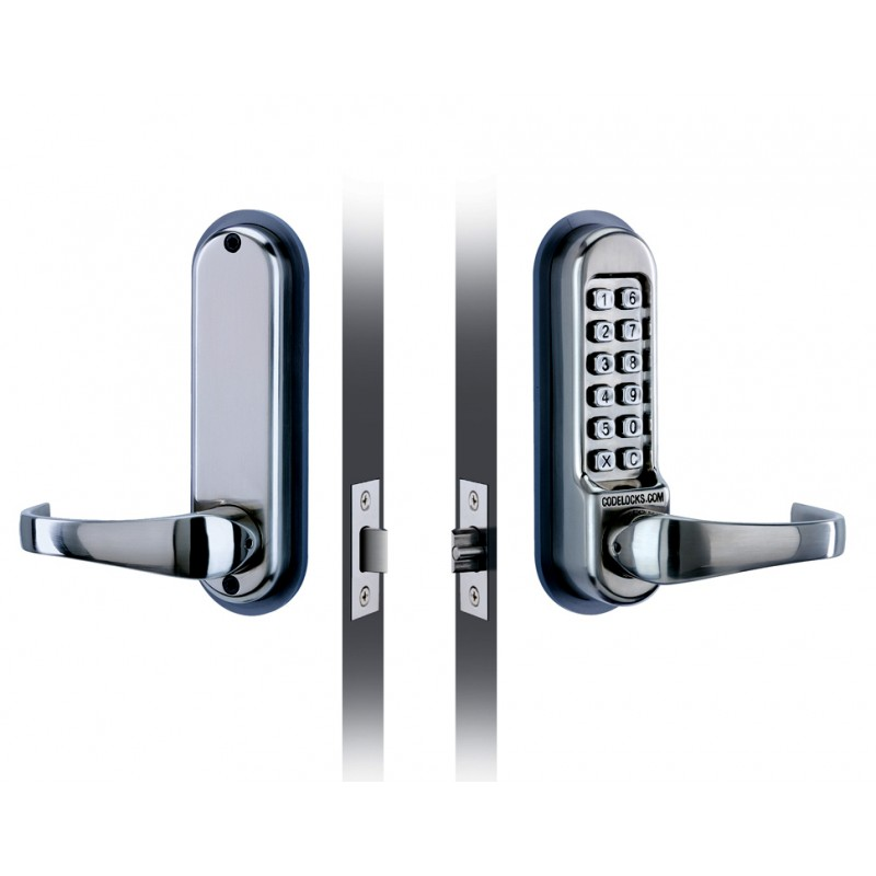 Codelocks CL510 Digital Lock with Mortice Latch