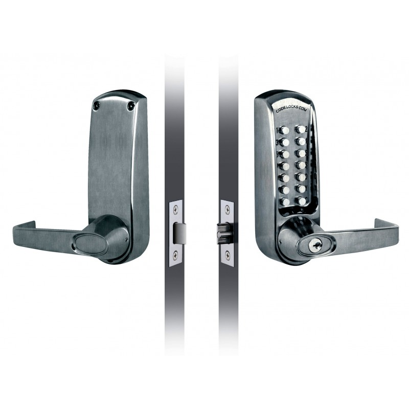 Codelock CL610 Digital Lock with Mortice Latch