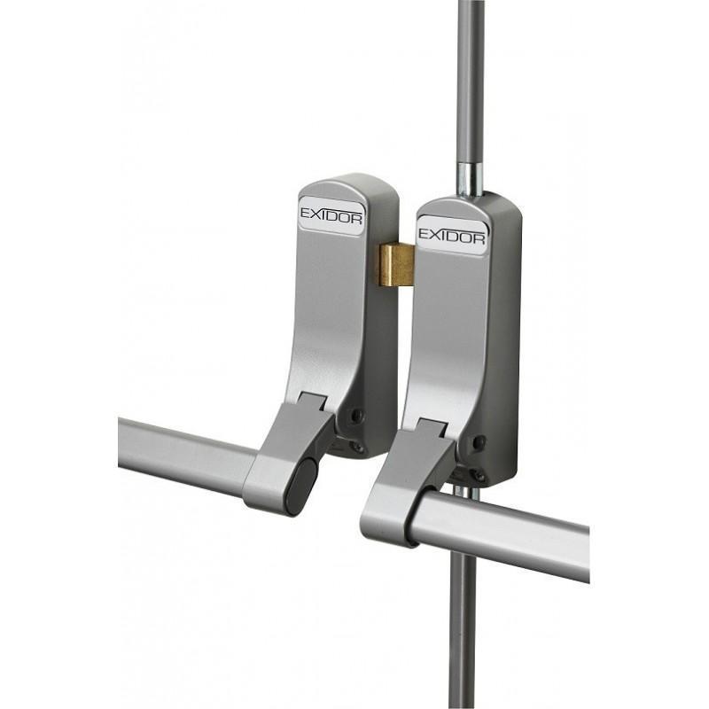 Exidor 285 Double Door Set for Rebated Double Doors