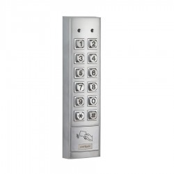 RGL KPX75 Narrow Style Digital Keypad & Proximity Reader