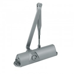 Dorma TS68 EN2/3/4 Door Closer Silver