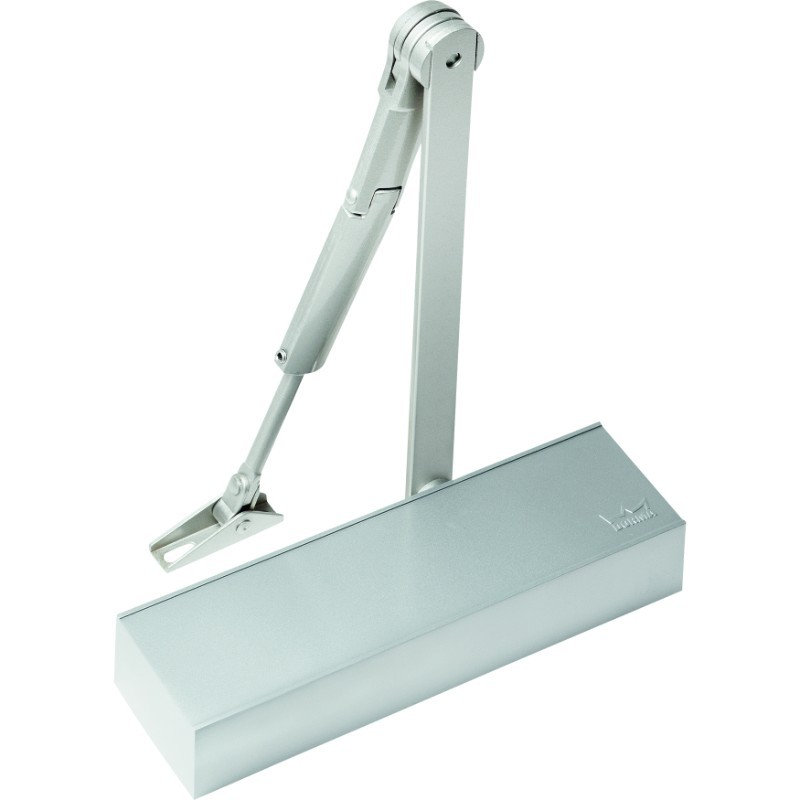 Dorma TS71 EN3/4 Door Closer Silver