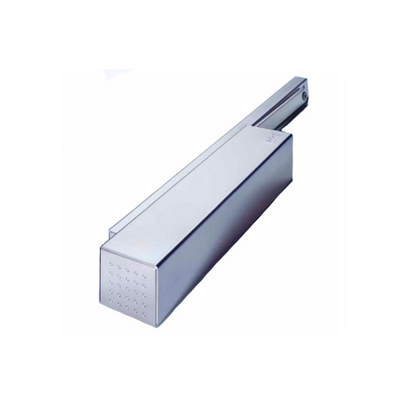 DORMA TS93 BC DC Cam Action Guide Rail Door Closer Silver