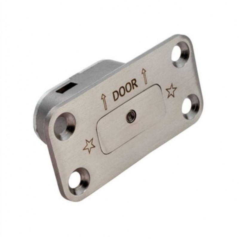 Satin Stainless Steel Emergency Door Stop