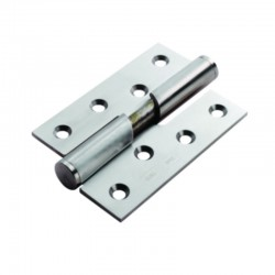 102mm X 76mm Satin Stainless Steel Rising Butt Hinge