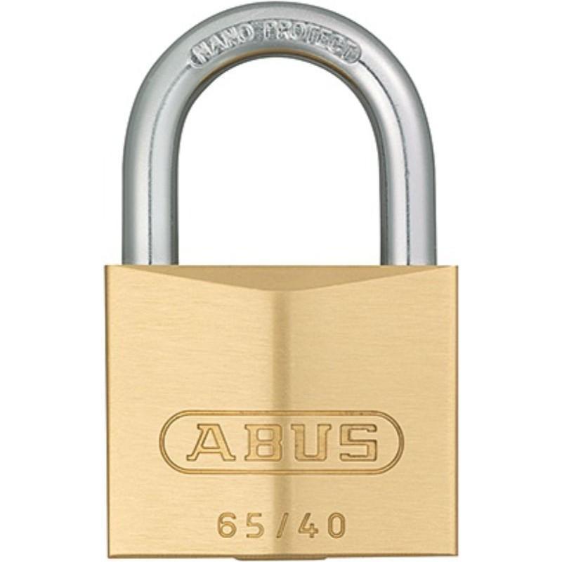 ABUS Brass Padlock