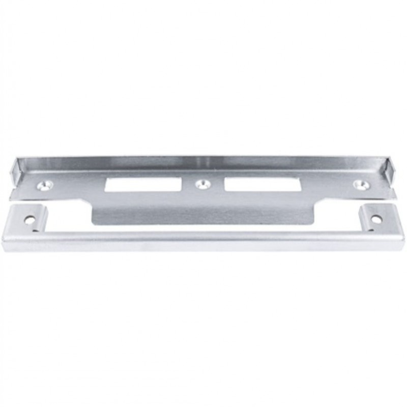 13mm Rebate Kit to suit HOPPE DIN Lock. Stainless Steel
