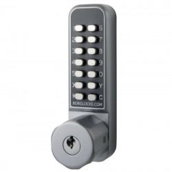 BORG BL2701 Digital Lock
