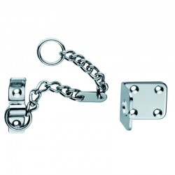 102mm Chrome Plate Door Security Chain