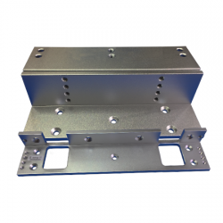 Z&L Brackets to suit DIAX V Series Maglocks