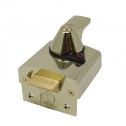 Yale PBS1 BS3621 Cylinder Rim Nightlatch - Brass