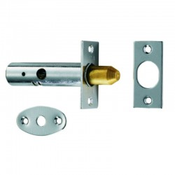 Eurospec WSB8125 Mortice Window Bolt - Polished Chrome