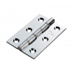 Carlisle Brass HDSSW Double Stainless Steel Washered Brass Hinge