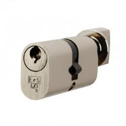 MP5 5 Pin Oval Profile Cylinder & Turn