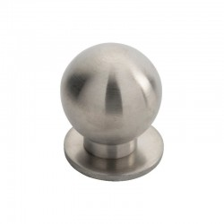Eurospec FTD425 Stainless Steel Ball Knob