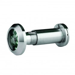 SWE1000 Fire Rated Door Viewer - Satin
