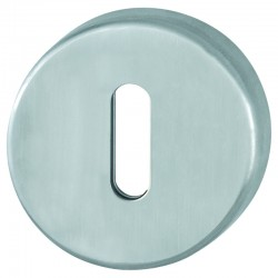 AR361/66 Grade 316 Stainless Key Escutcheon - Satin