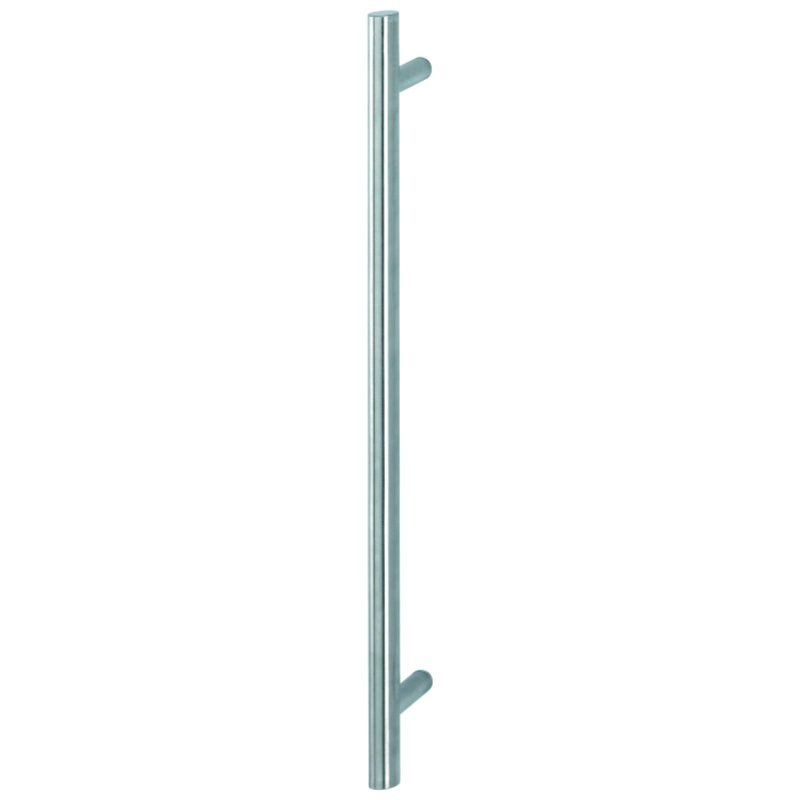 AR3617 Grade 316 Stainless T-Bar Pull Handle - 425mm