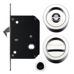 ZOO FB81 Sliding Door Lock Set