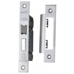 Eurospec Easi-T Bathroom Lock - Satin Nickel