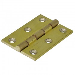 Simonswerk Double Phosphor Bronze Washered Brass Hinge