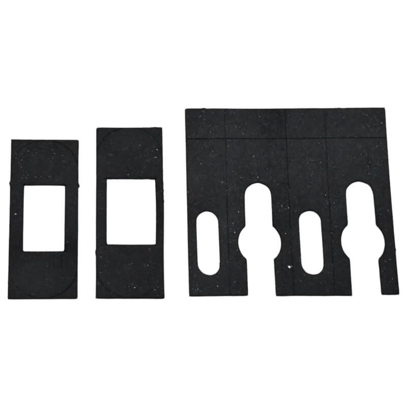 Universal Intumescent Fire Kit for Tubular Latch