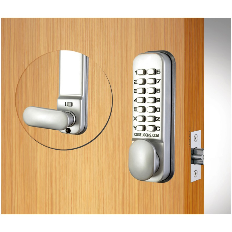 Codelocks CL155 Digital Lock with Mortice Latch
