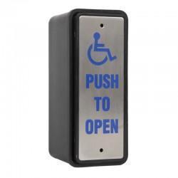 DDA Compliant Architrave Push to Open Button