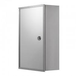 Trent Lockable Stainless Steel Medicine Cabinet WC846005MTL