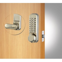 Codelocks CL255 Digital Lock with Mortice Latch