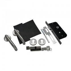 Fire Rated Door Lock and Door Handle Set - Escape Lock Kit - Basic Specification