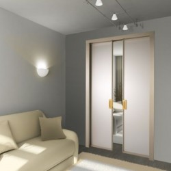 Scrigno S Tech Double Sliding Pocket Door System With Jambs