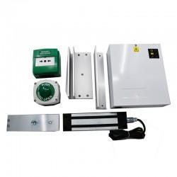 IP67 External Gate Maglock Access Control Kit