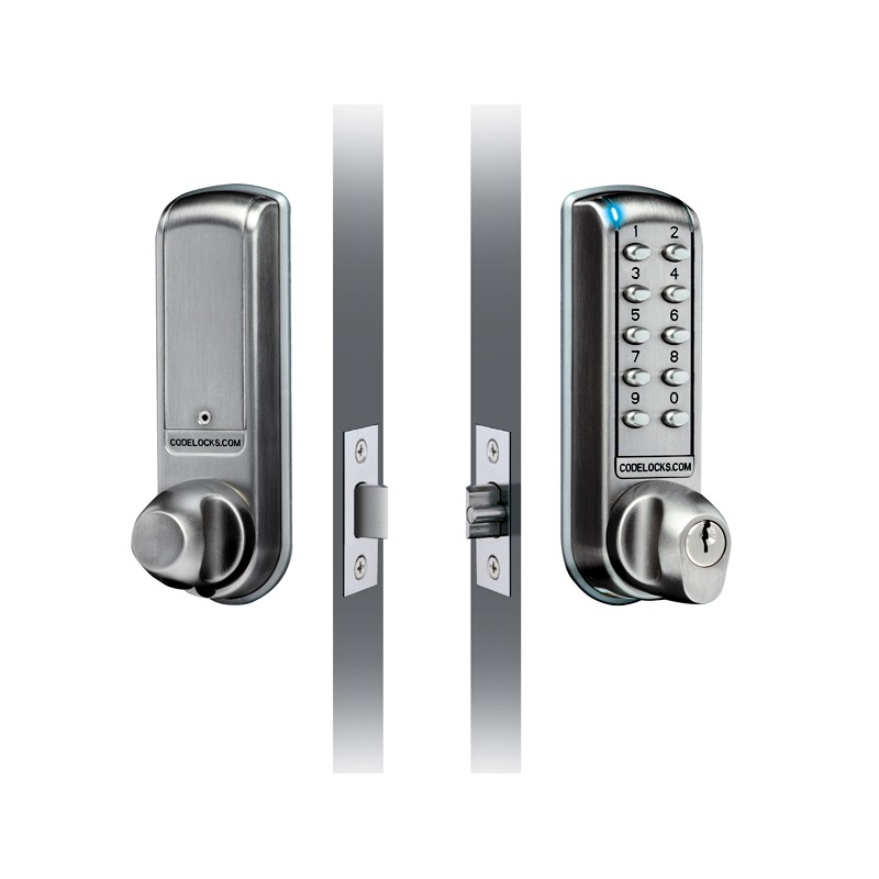 Codelocks CL2255 Electronic Digital Lock with Mortice Latch