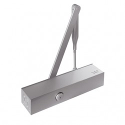 DORMA TS73V BC Size 2 - 4 Door Closer Silver