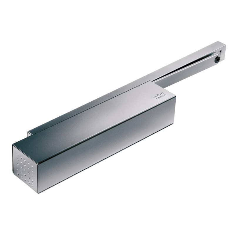 DORMA TS92 Size 2 - 4 Cam Action Guide Rail Door Closer Silver