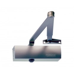 GEZE TS1500 EN 3/4 Door Closer Silver