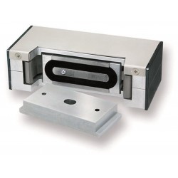 Adams Rite 1800kg MS Maglock - 12/24V AC/DC - Monitored