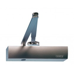 GEZE TS4000 EN 1-6 Door Closer Silver