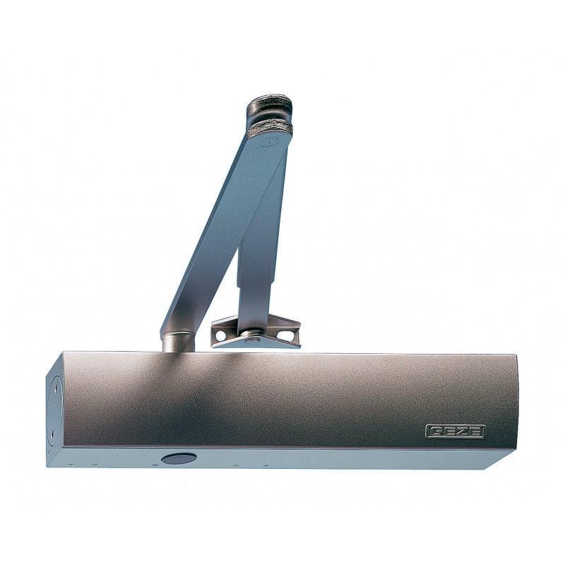 GEZE TS4000 EN 1-6 Door Closer Silver