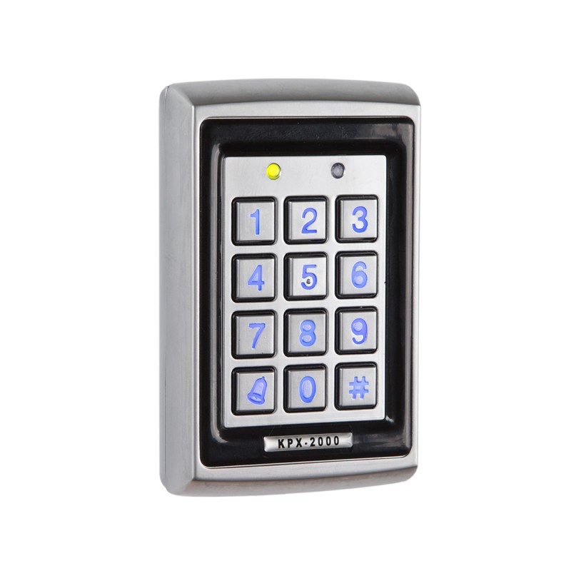 KPX2000 Keypad with Proximity Facility