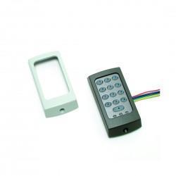 Paxton 371-210 Compact TOUCHLOCK K75 Keypad - Black