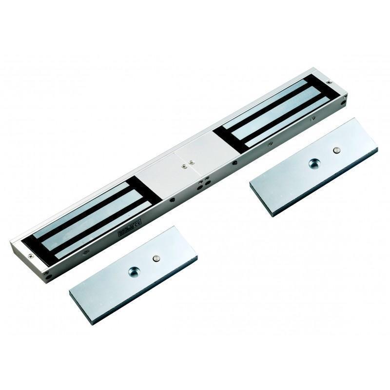545kg Double Electromagnetic Lock - 12/24V DC