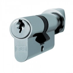 71mm 5 Pin Euro Key & Thumbturn Cylinder