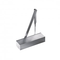 DORMA TS72VBC EN 2-4 Door Closer Silver