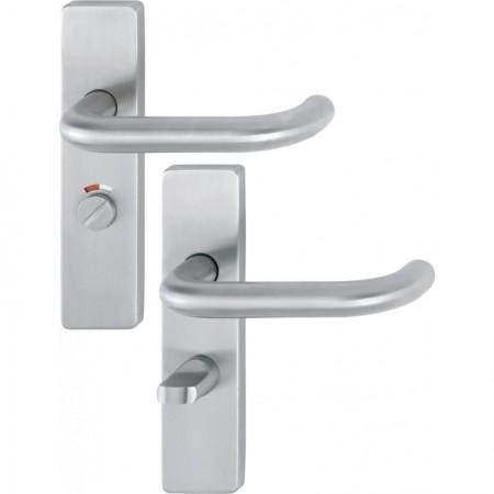 Lever Handles On Backplate | Door Handles On Backplate